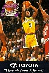 1994-95 Los Angeles Lakers