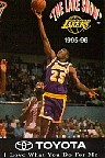 1995-96 Los Angeles Lakers