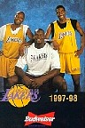 1997-98 Los Angeles Lakers