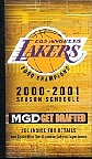 2000-2001 Los Angeles Lakers